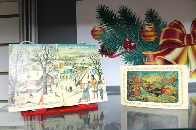 Выставка старых открыток, рисунки толстяков идея